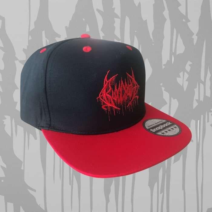 Bloodbath - 'Logo' Snapback Hat - Bloodbath
