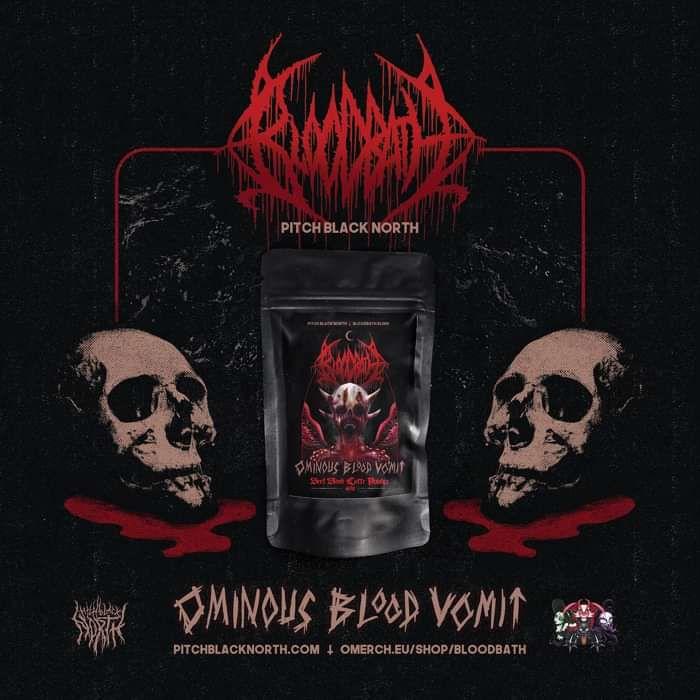 Bloodbath - 'Ominous Blood Vomit' Tea - Bloodbath