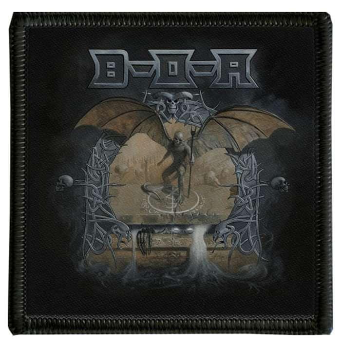 2011 Bloodstock Winged Serpent Patch - Bloodstock