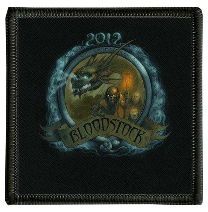 2012 Bloodstock Special Edition Patch - Bloodstock