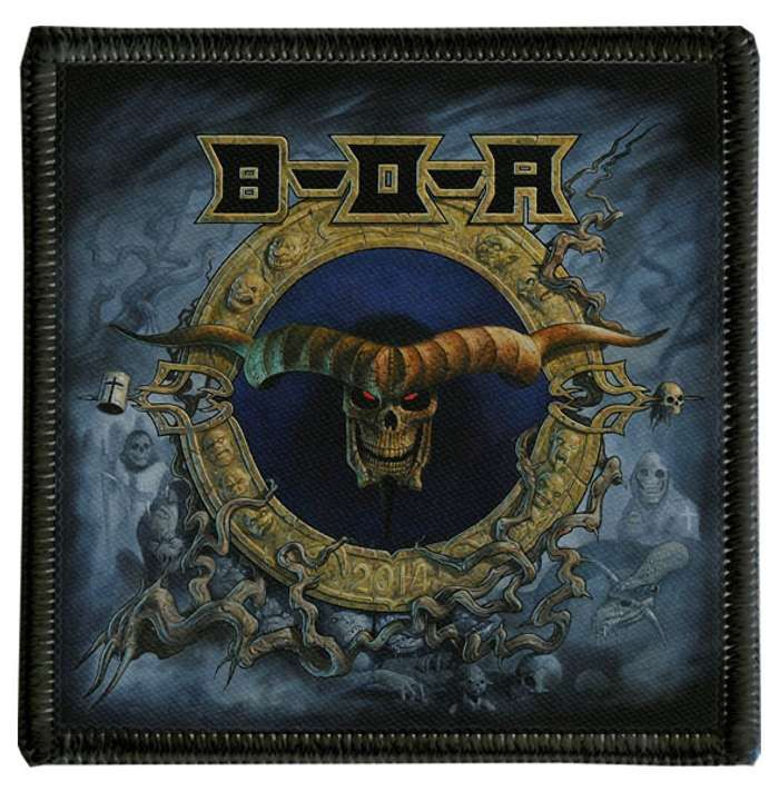 2014 Bloodstock Logo Patch - Bloodstock
