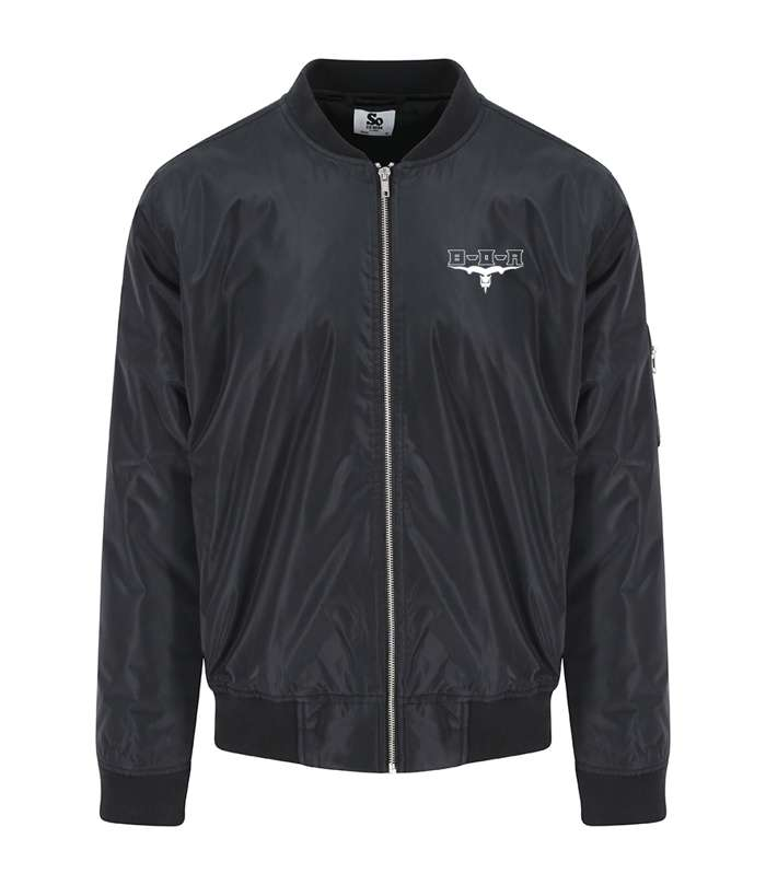 BOA Embroidered Bomber Jacket - Bloodstock