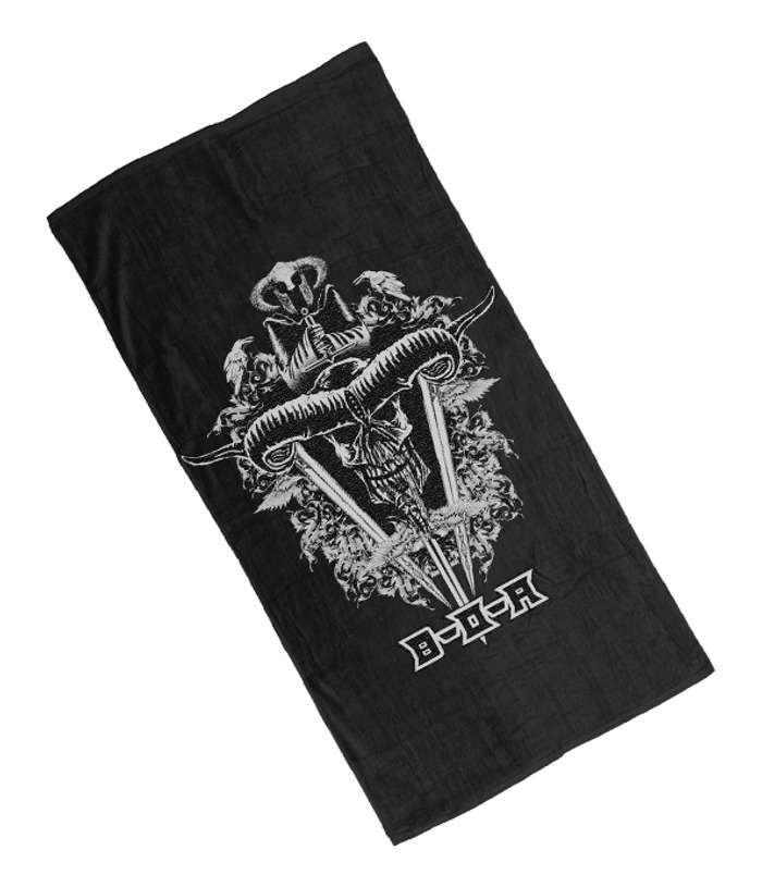 BOA Excalibur Towel - Bloodstock