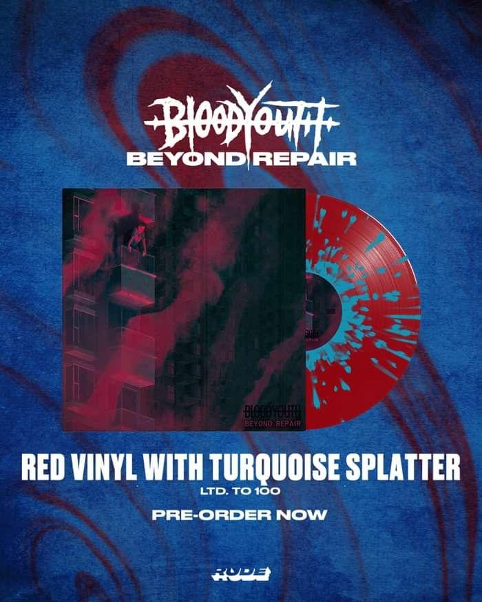 Beyond Repair LP - 2nd Press - Blood Youth