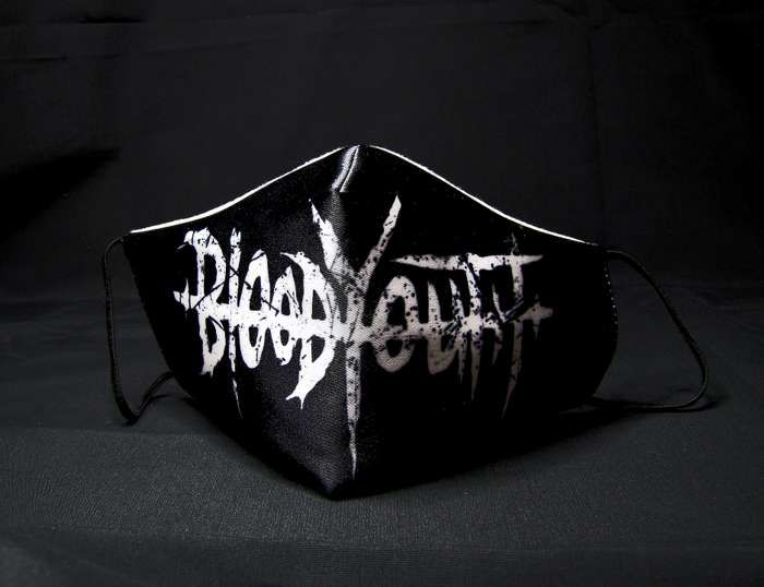 Logo Face Mask - Blood Youth