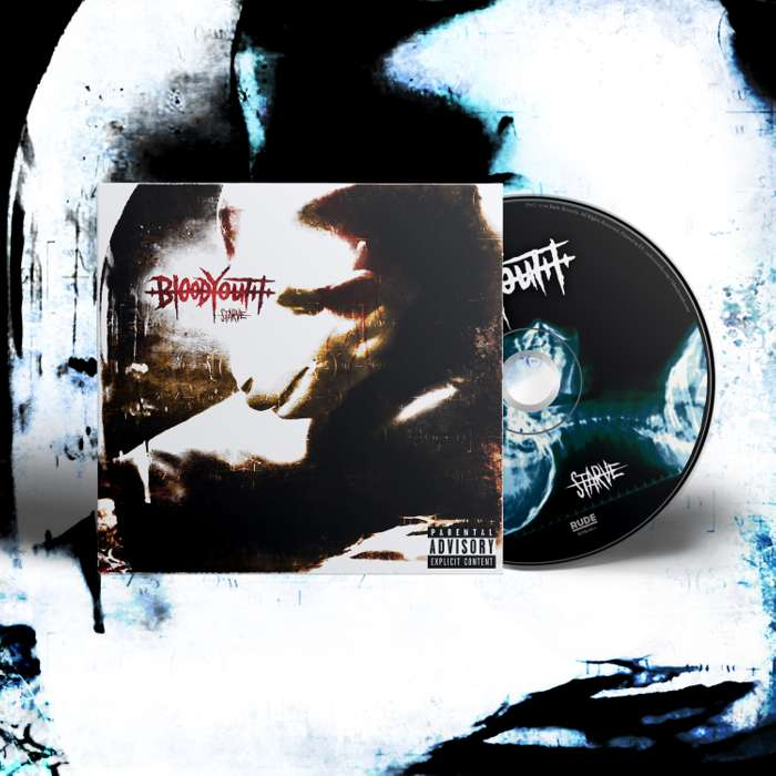 STARVE - CD [Signed] - Blood Youth