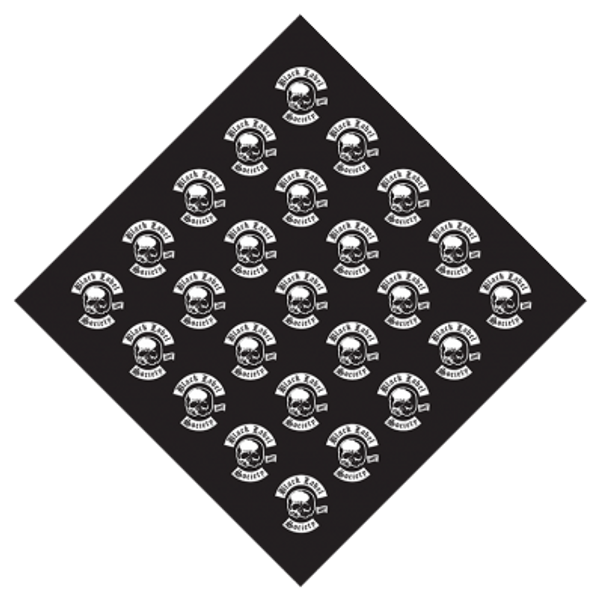 Black Label Society Bandana - Bls Nation