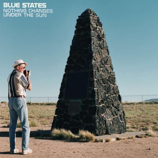 Nothing Changes Under The Sun - Blue and Vinyl 2 x LP 20th Anniversary Reissue - US - Blue States