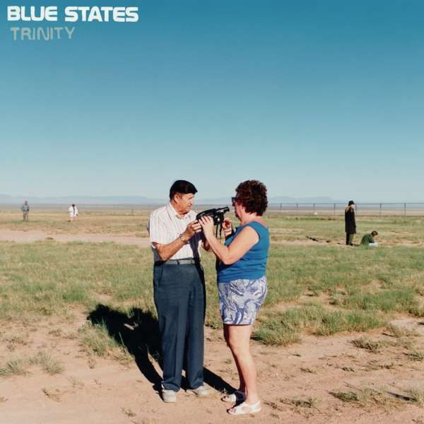 Nothing Changes Under the Sun Double LP or Download (US Shipping) - Blue States