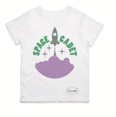 Kids Tee - Space Cadet - Bluedot Festival