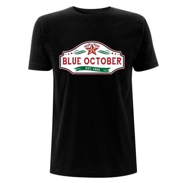 Est 1995 – Tee - Blue October