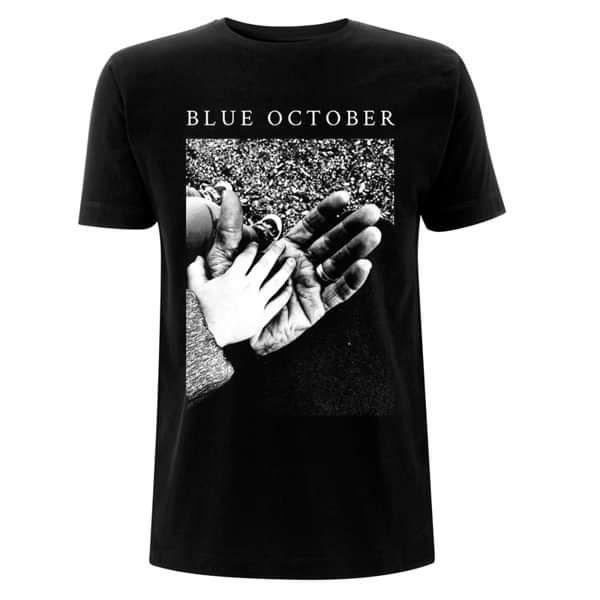 Hands – Tee - Blue October