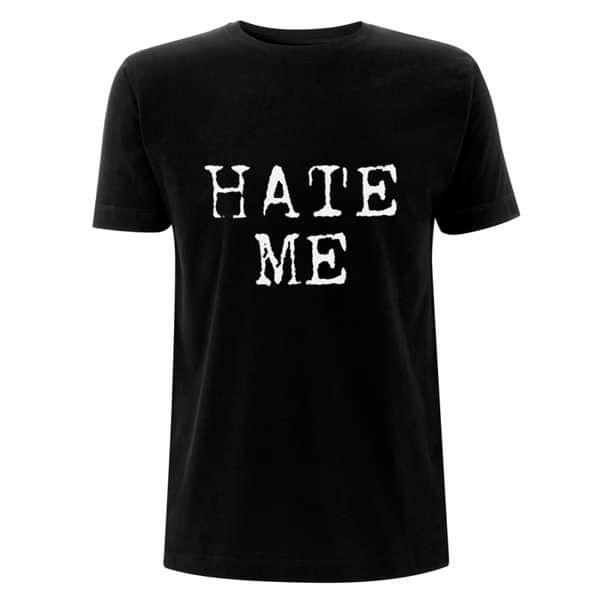 Hate Me Lyrics – Ladies Tee - Blue October
