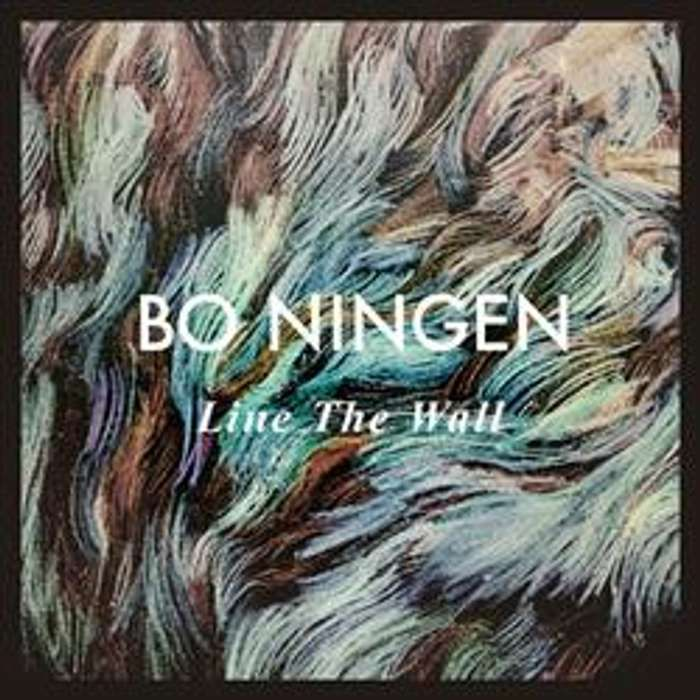Bo Ningen - Line The Wall - 2 x Vinyl album - Bo Ningen