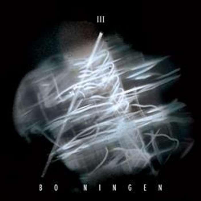 III CD Album - Bo Ningen