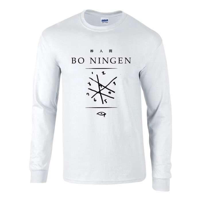 New - BO NINGEN: Rebuilt - Exclusive Long sleeved T-shirt - Bo Ningen