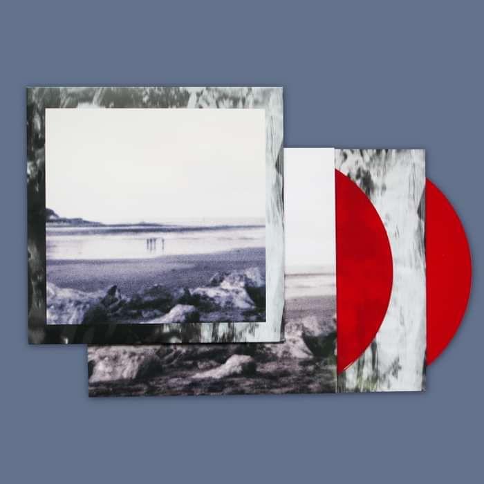 New - BO NINGEN: Rebuilt. Ltd Edition 'Blood Red' Double Vinyl - Bo Ningen