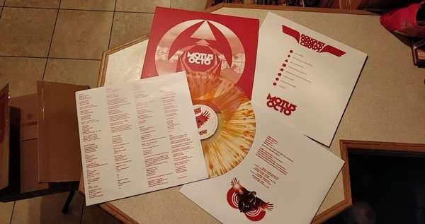 Motus Octo (Vinyl) - Bouquet Of Dead Crows