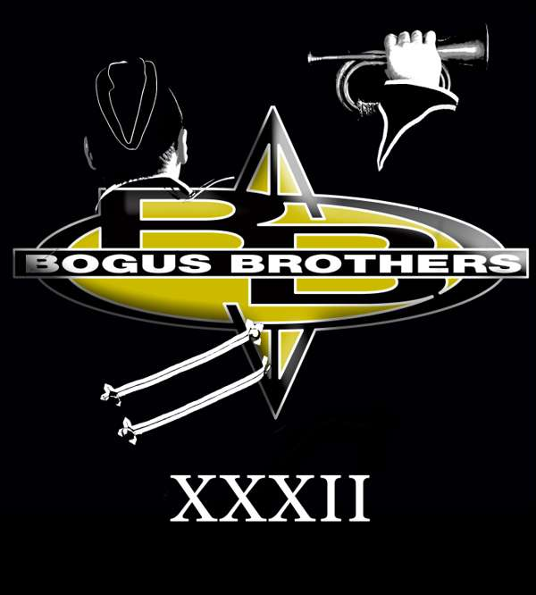 Exclusive signed copy of the new album XXXII - Bogus Brothers