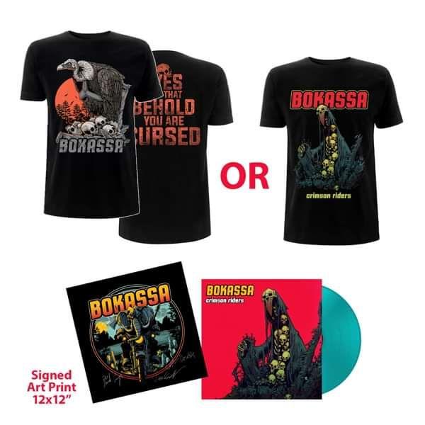 Crimson Riders Bundle Option 2 - Bokassa