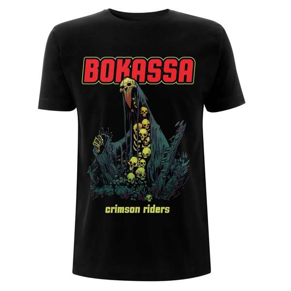 Crimson Riders – T-Shirt - Bokassa