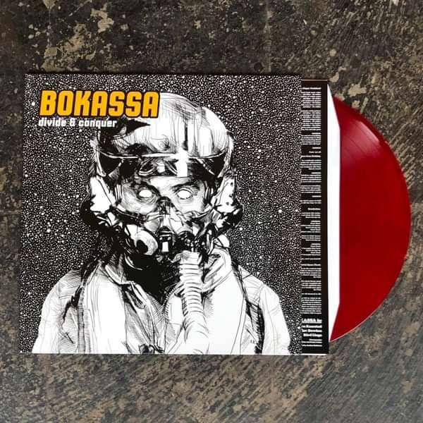 Divide & Conquer - LP - Bokassa