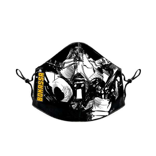 Divide & Conquer Mask – Face Covering - Bokassa