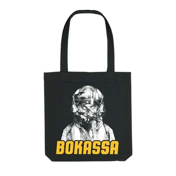 Divide & Conquer - Premium Tote Bag - Bokassa