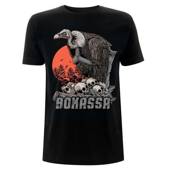 Vultures – T-Shirt - Bokassa