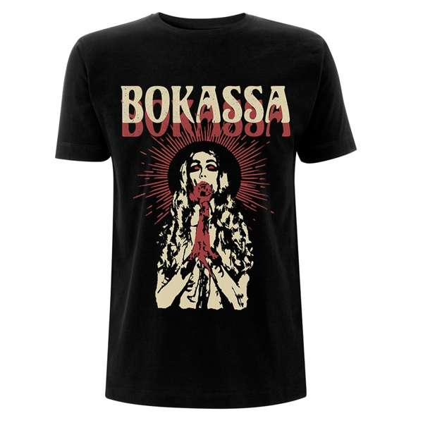 Walker Texas Danger – Black Tee - Bokassa