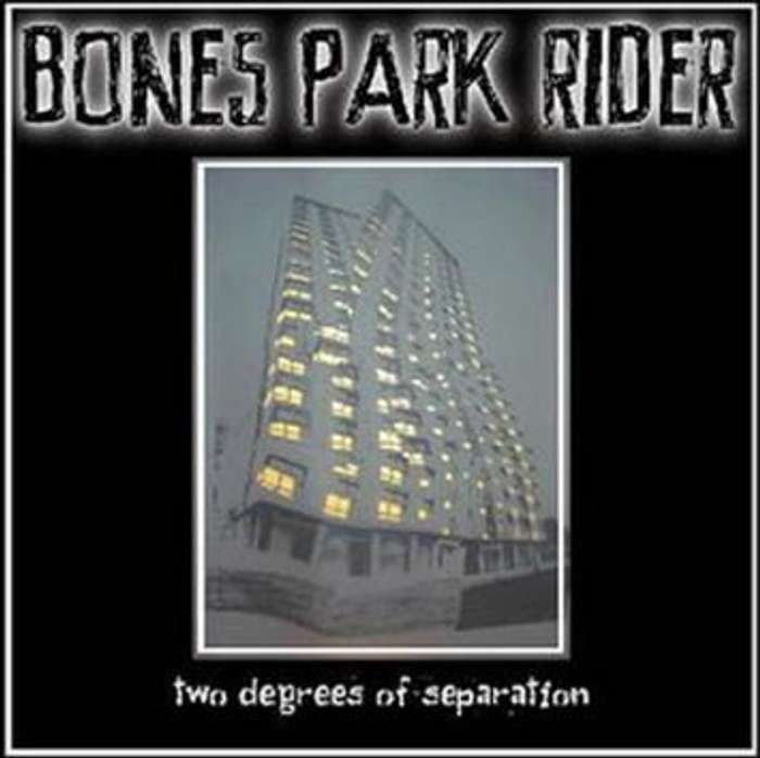 Two Degrees Of Separation (CD) - Bones Park Rider