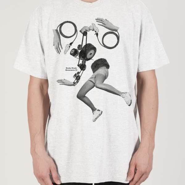 BSM10 Legs (t-shirt) - Booka Shade