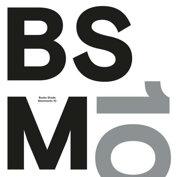 Movements 10 + t-shirt - Booka Shade