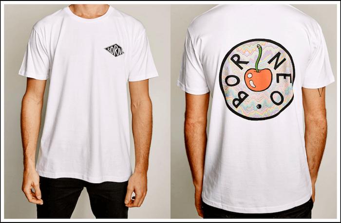 T-Shirt - Psych Cherry - Borneo