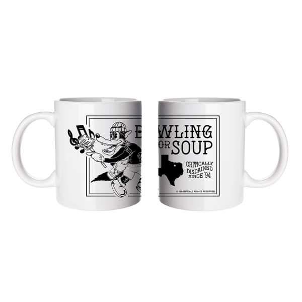 Big Bad Wolf - Mug - Bowling For Soup