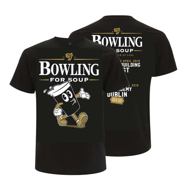 Guinness / Tour – Tee - Bowling For Soup