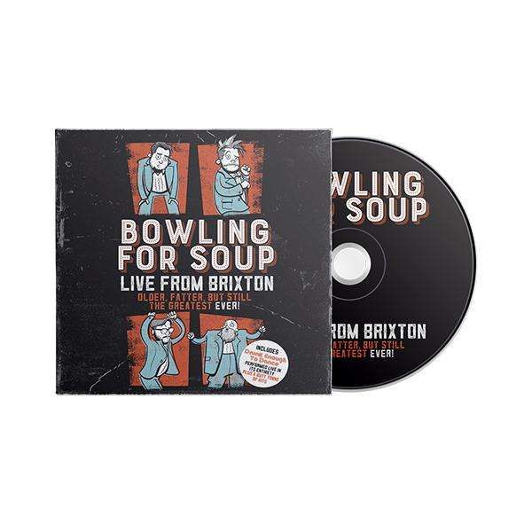 Live At Brixton – CD - Bowling For Soup
