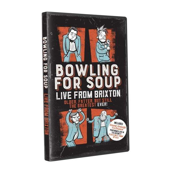 Live At Brixton – DVD - Bowling For Soup