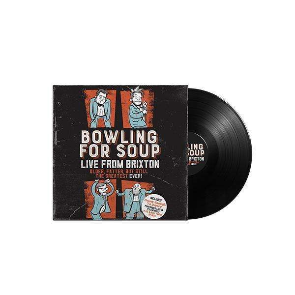 Live At Brixton – Vinyl - Bowling For Soup