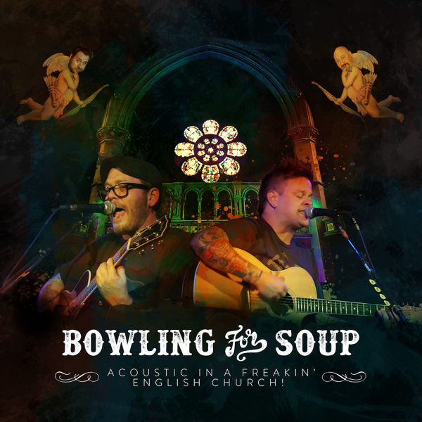 Live In A Freakin' English Church – DVD - Bowling For Soup
