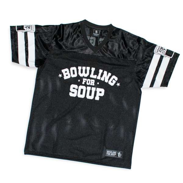 Nice Guys – Sports Mesh Jersey - Bowling For Soup