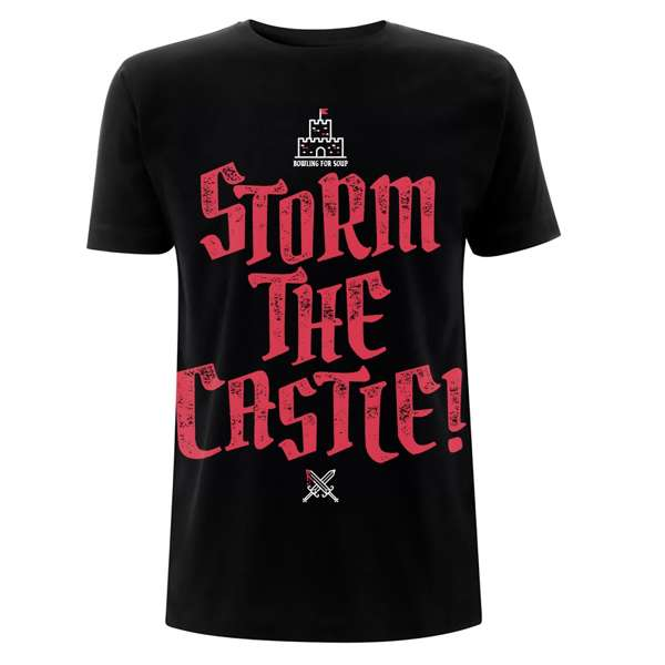 Storm The Castle – Tee - Bowling For Soup