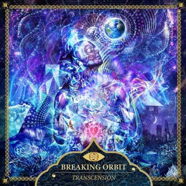 """""""Transcension"""" Album (digital) - Breaking Orbit"""