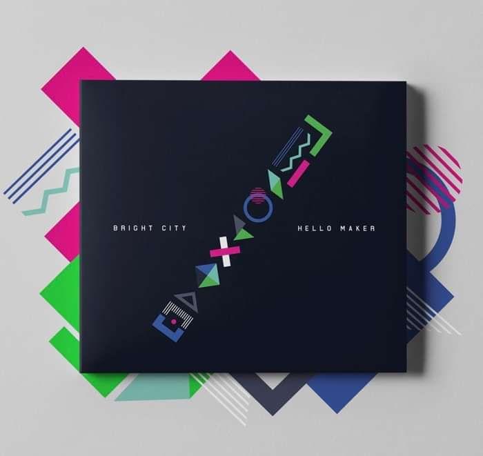 Bright City - Hello Maker (CD) - BRIGHT CITY