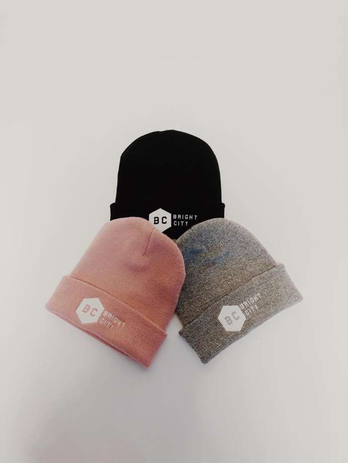 Bright City Logo Beanie - BRIGHT CITY