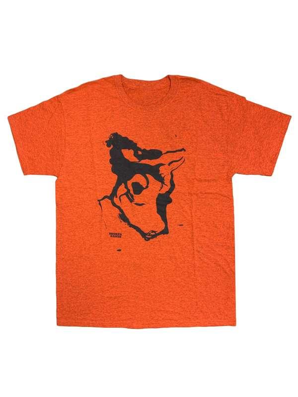 Orange (DBTC) T-Shirt - Broken Hands