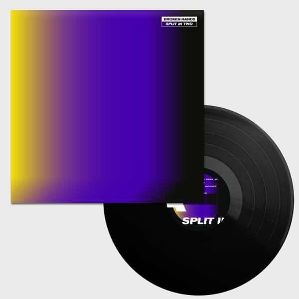 Split In Two LP - Broken Hands