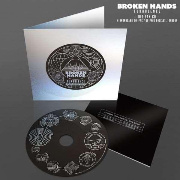 Turbulence CD - Broken Hands