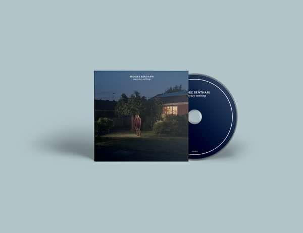 Everyday Nothing (CD) - BROOKE BENTHAM