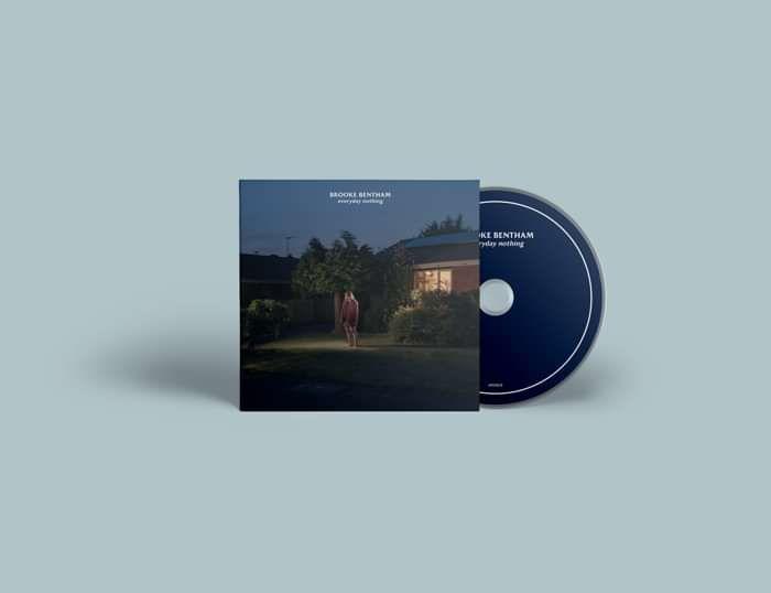 Everyday Nothing (Signed CD) - BROOKE BENTHAM